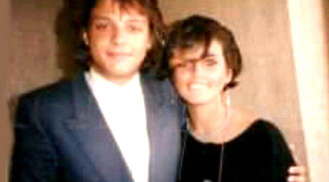 EXCLUSIVO!   El primer amor quinceañero de Luis Miguel, fue una chilena!