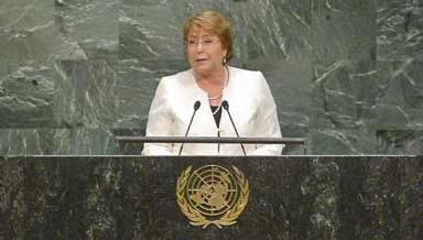 «Bachelet es Comunista y amiga de dictadores de izquierda». Diario Italiano criticó con firmeza a ex gobernante chilena