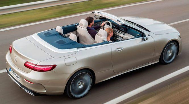 Mercedes Benz clase E, la elegancia y el lujo enfocados en el placer de conducirlo, más que en la ostentación
