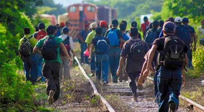 México recibirá a los migrantes de cualquier nacionalidad que sean expulsados de Estados Unidos