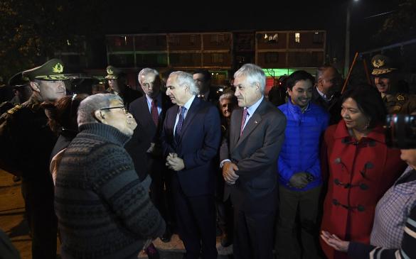 Piñera entregará 3.500 visas a inmigrantes